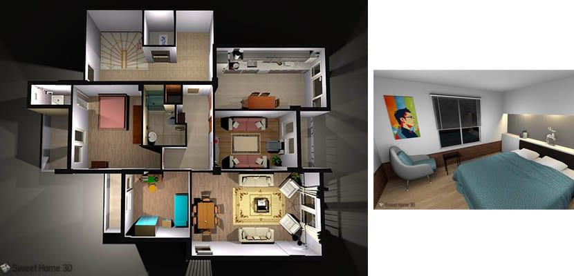 Programas para decorar la casa online for Programa para decorar habitaciones online