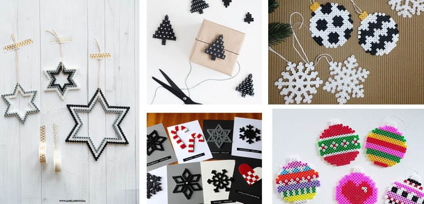 Navidad Hama Beads