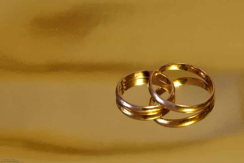 anillos de oro para limpiar