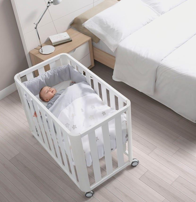 escoger bien las sabanas del bebe