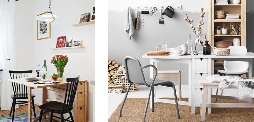 Mesas de cocina plegables para ahorrar espacio – OBSiGeN