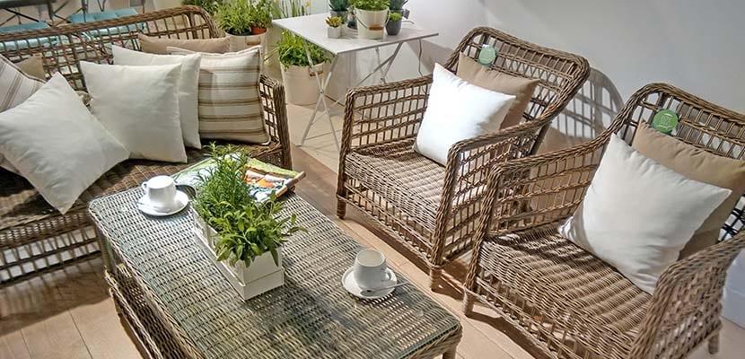 Muebles De Terraza Elegir Los Más Adecuados Obsigen