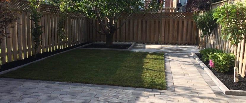 jardin en espacio pequeño