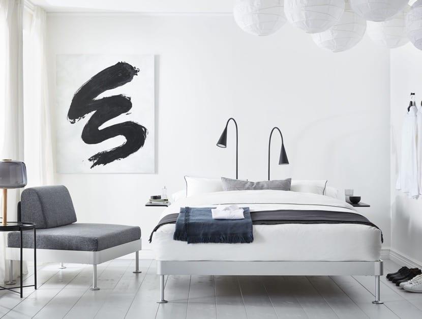 diseño tom dixon dormitorio