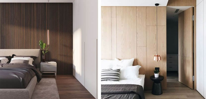 Fondo de madera vertical