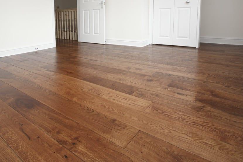 cuidar suelos de madera