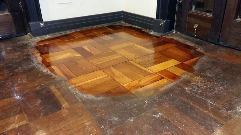 recuperar suelos de madera