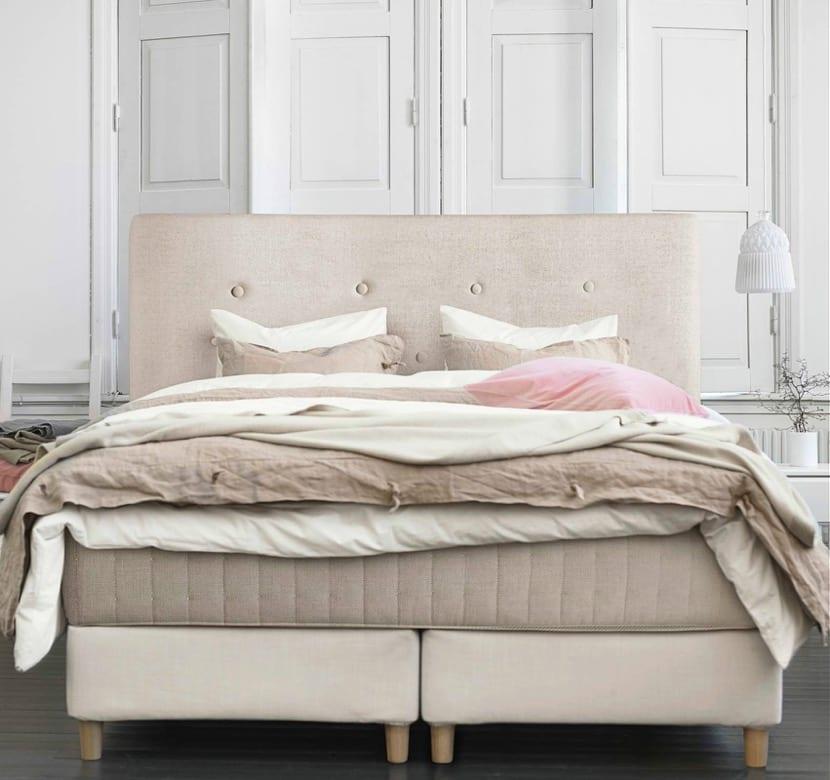 cama con colchon de ikea