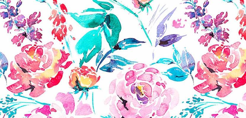 Dibujos flores