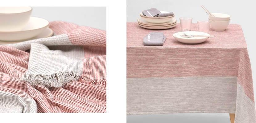 Mantel de Textura