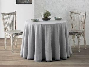 mesa camilla en salon