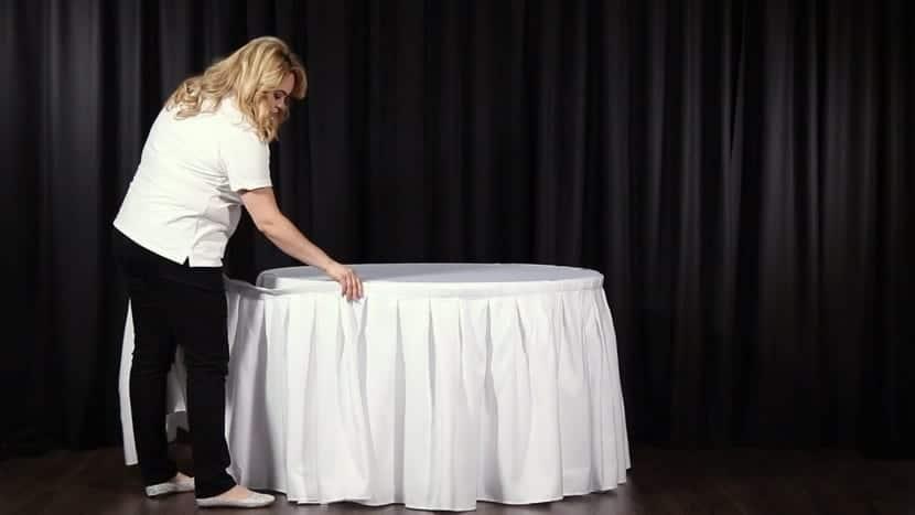 arreglar mesa camilla
