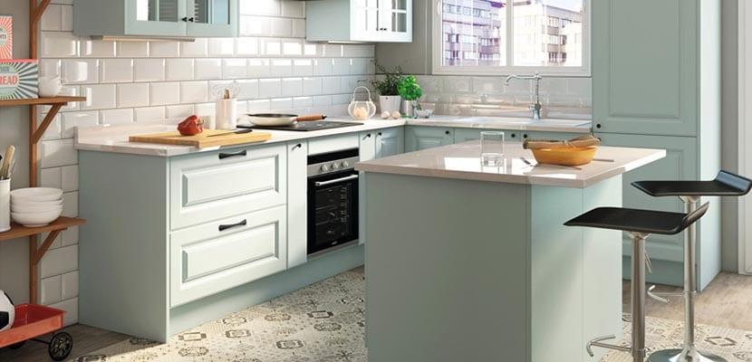 Descubre cómo usar el planificador de cocinas