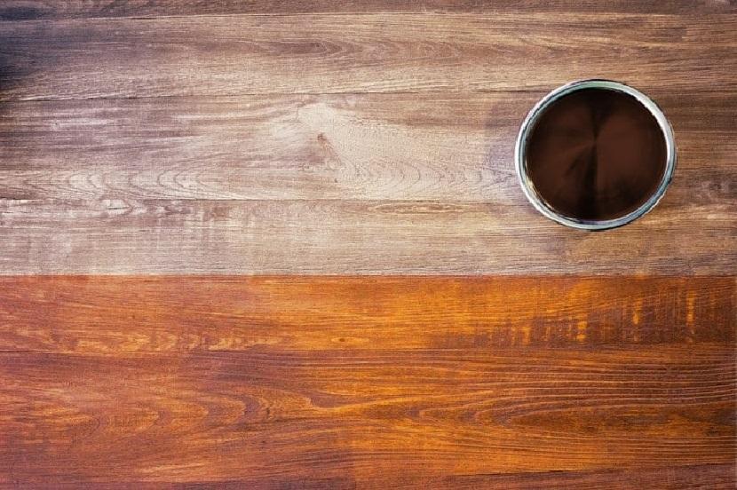 Barniz para la madera