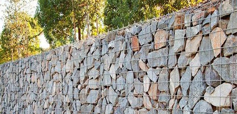 Valla de piedra
