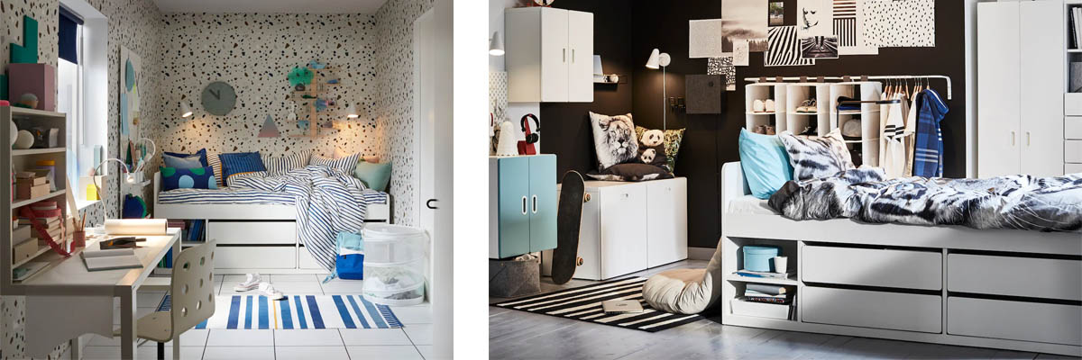 Cama Slakt de Ikea