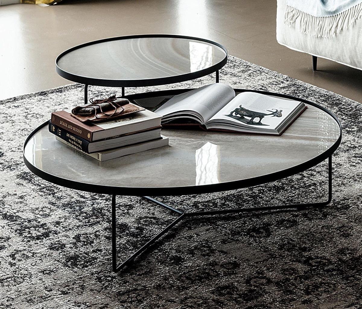 mesa de centro pequena
