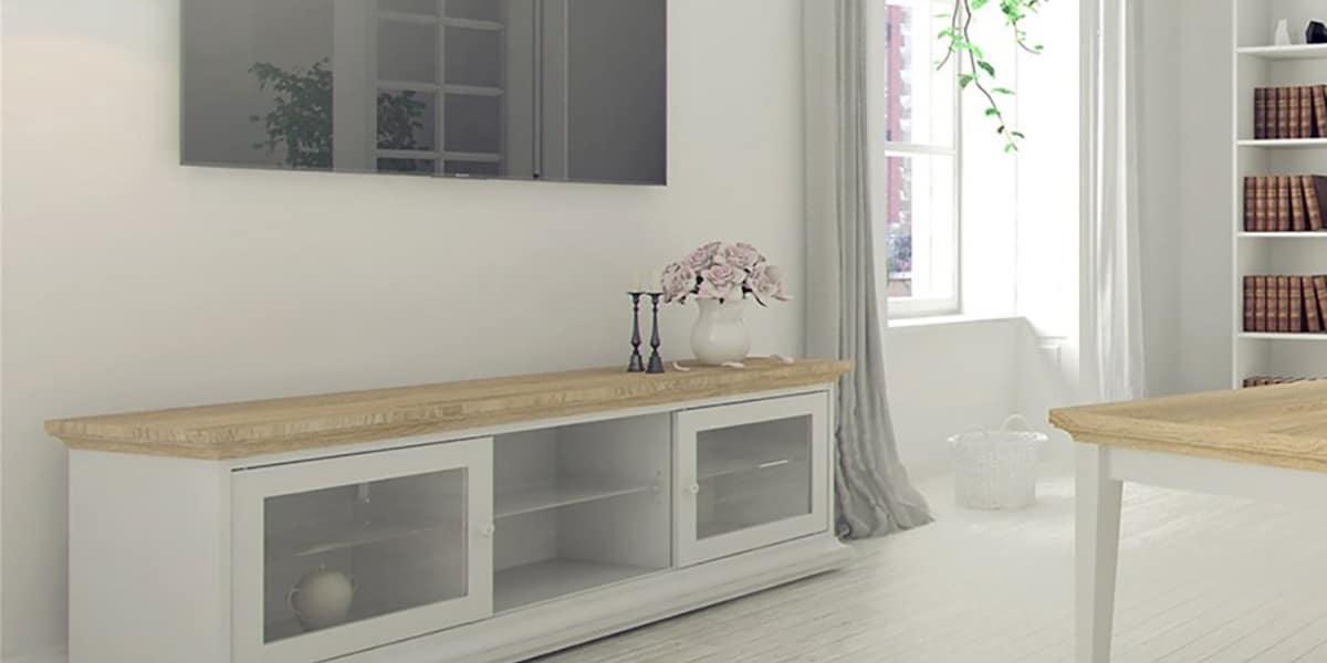 Mueble de estilo escandinavo