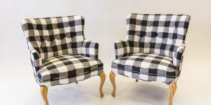 tapiceria con sillas