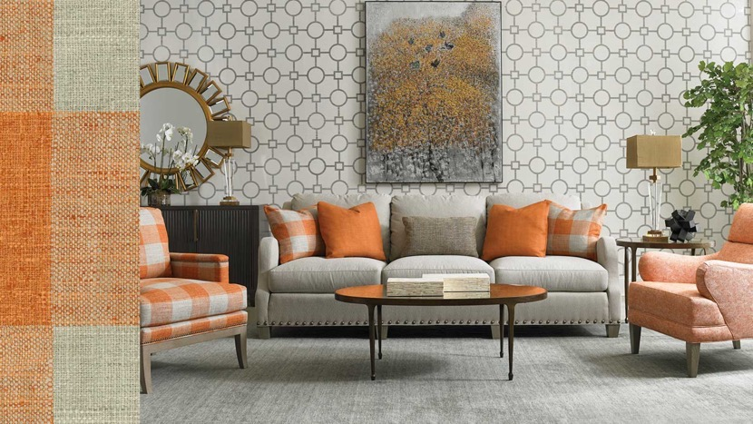 escoger tapiceria del hogar