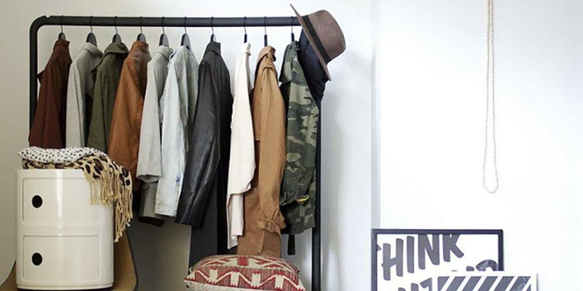 Burros de ropa