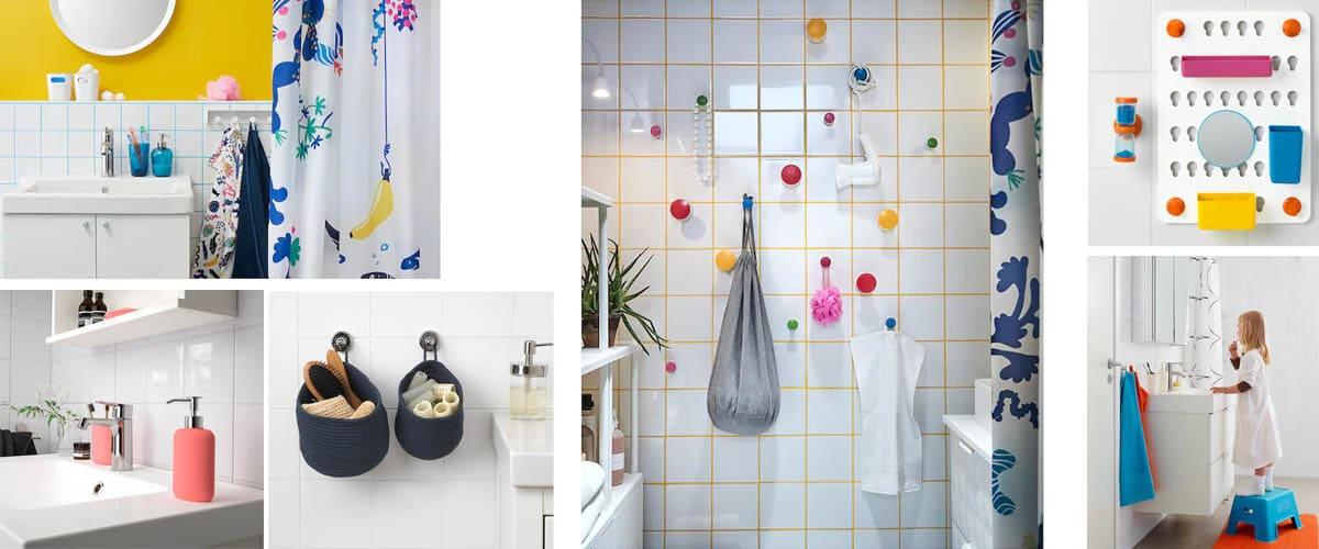 Accesorios de baño de Ikea