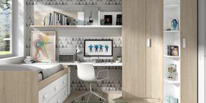 Habitaciones grises