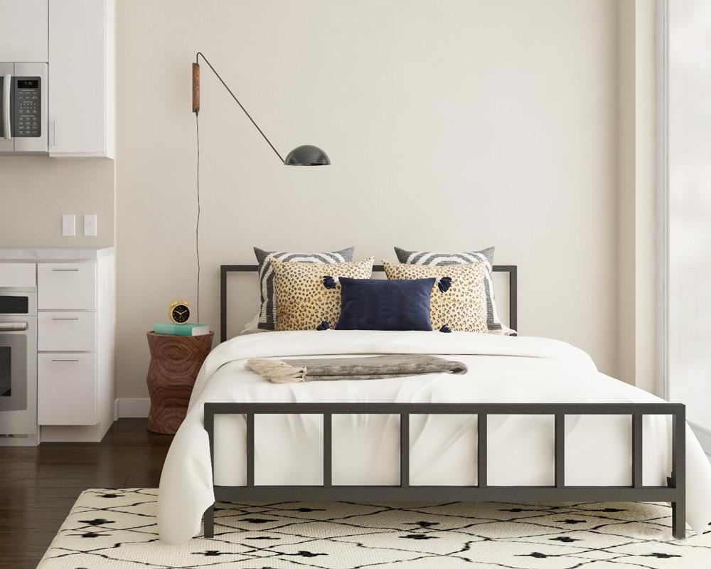 cama piso compartido