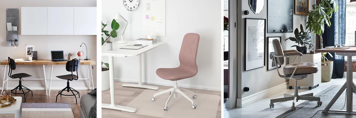 Sillas de escritorio de Ikea