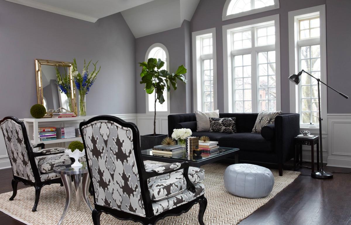 decoracion en gris