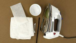 limpiar plancha