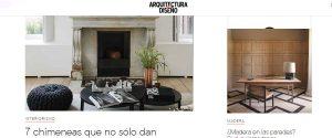 webs de diseño de interiores