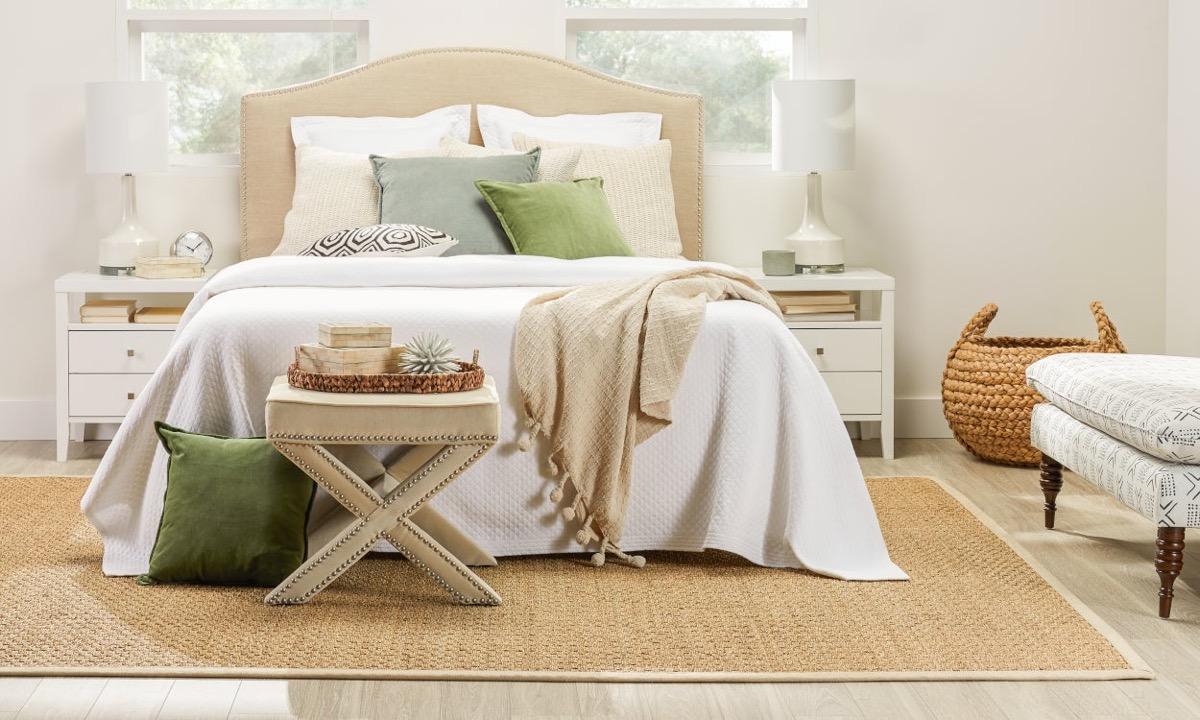 Cómo escoger la mejor alfombra para debajo de la cama