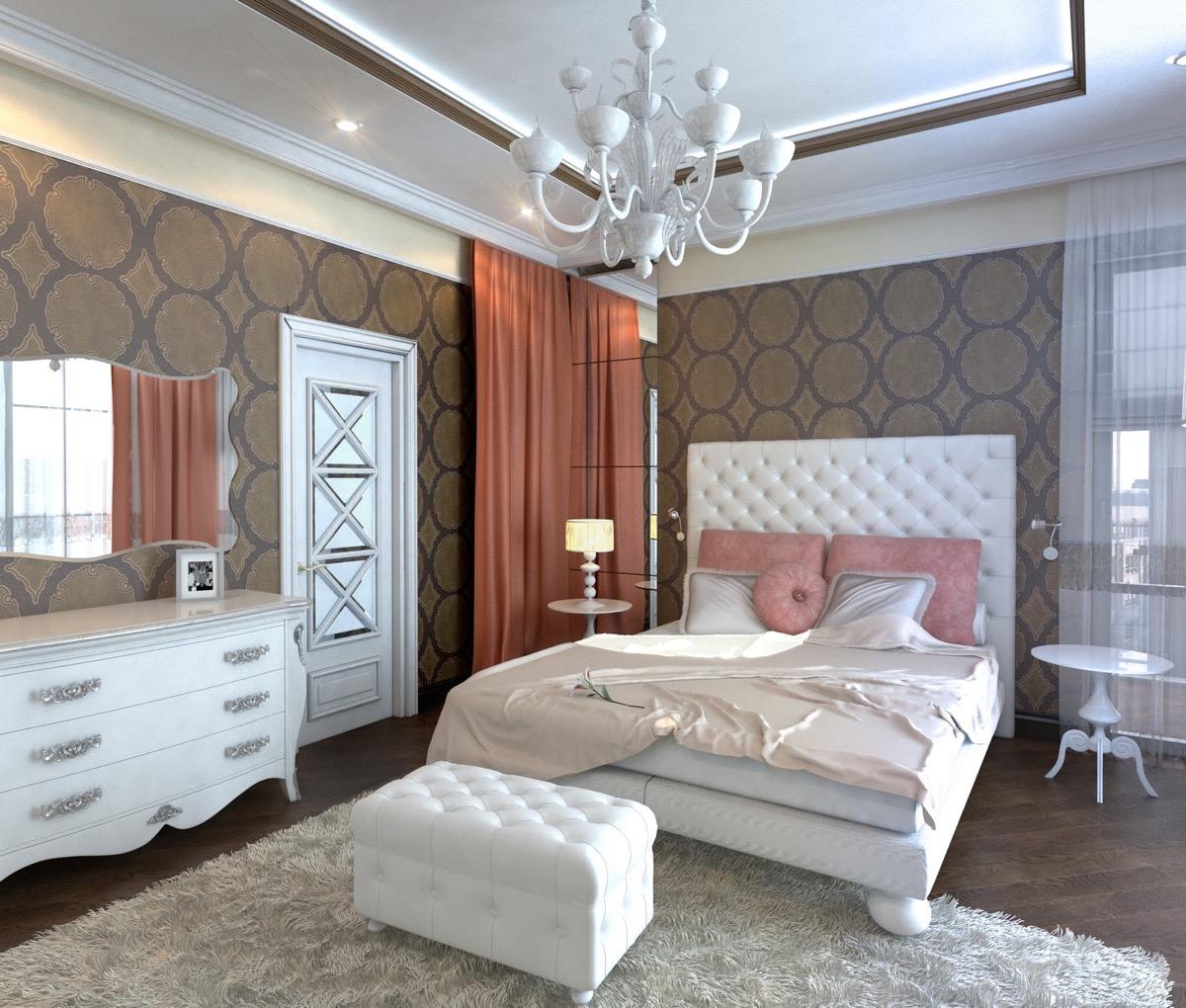 acentos en el dormitorio