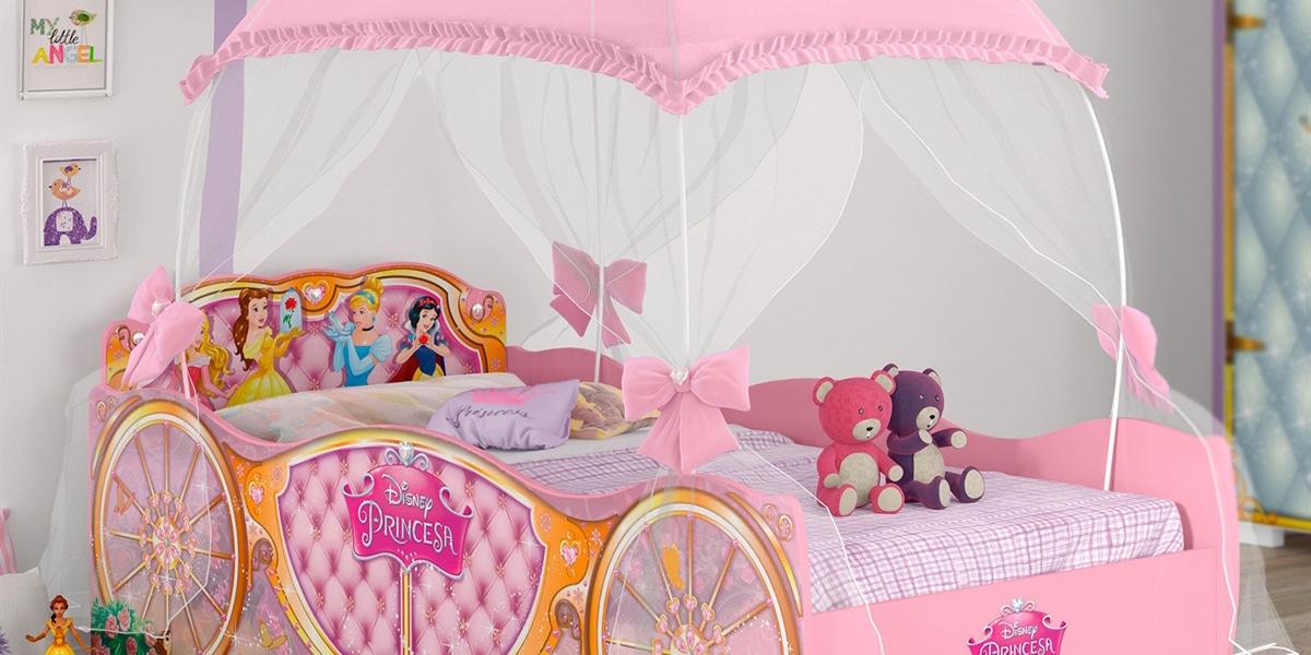 Cama de princesas