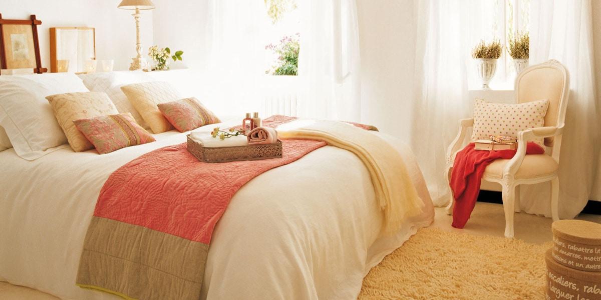 Textiles para el dormitorio