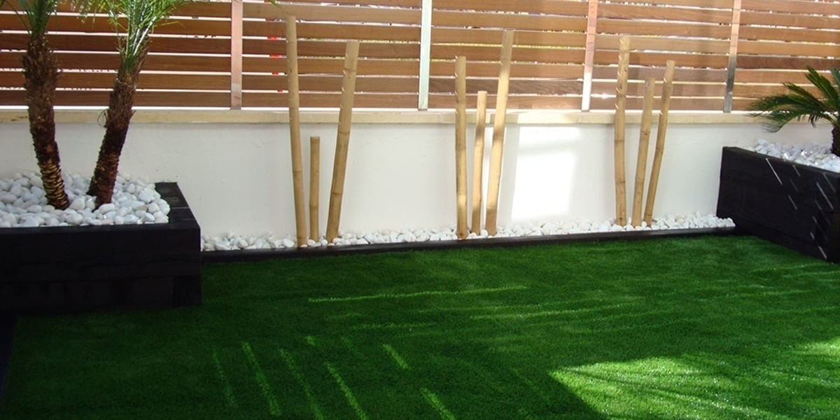 Jardineras con bambú para tu hogar