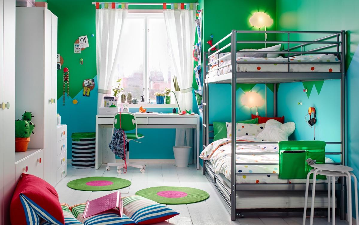 suelos dormitorio infantil