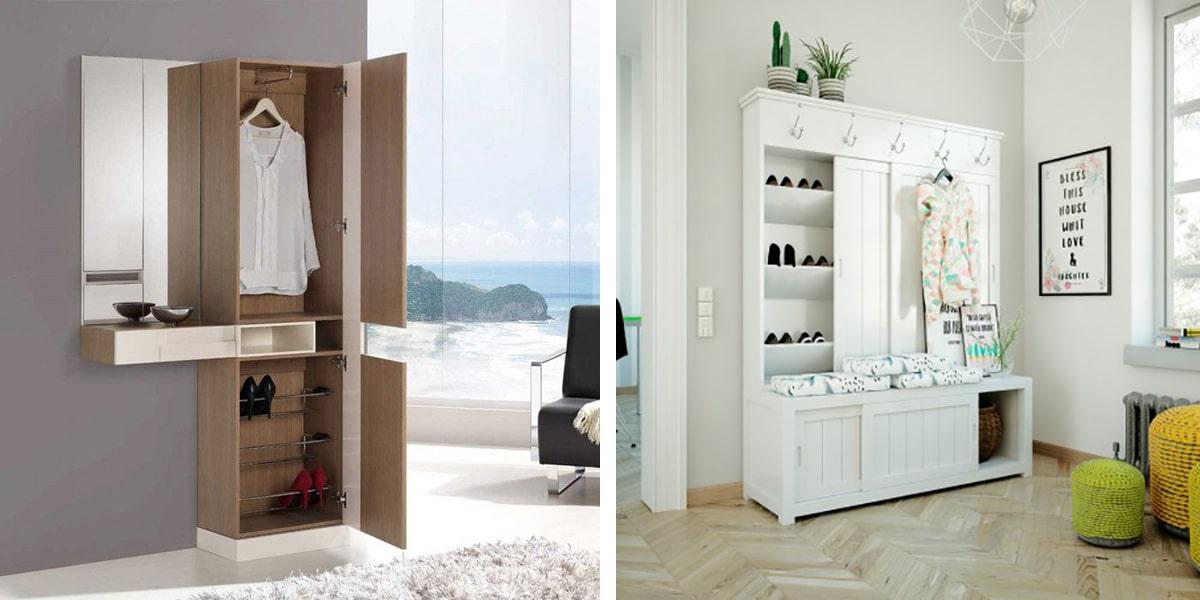 Muebles recibidores