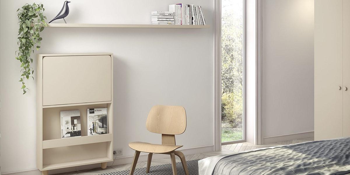 Mueble con mesa