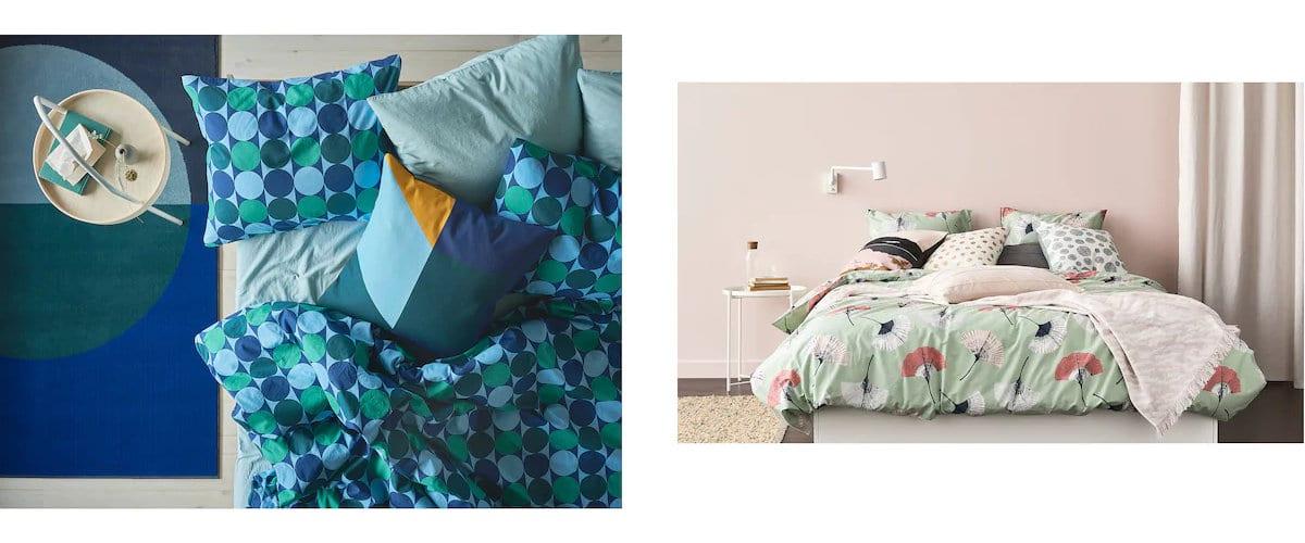 Cojines de Ikea