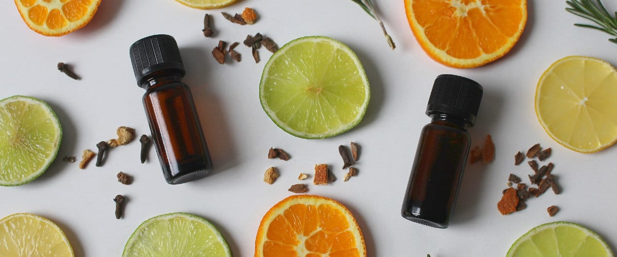 Cítricos y aceites esenciales