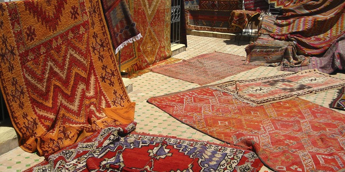 Alfombras marroquís