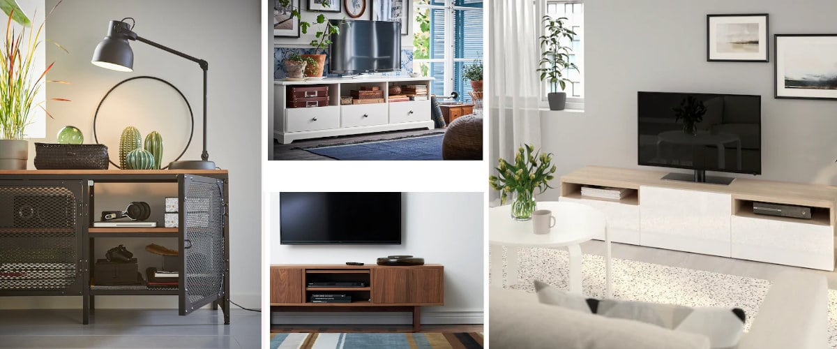 Muebles de TV de Ikea