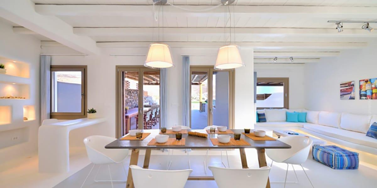 Casa de estilo mediterráneo