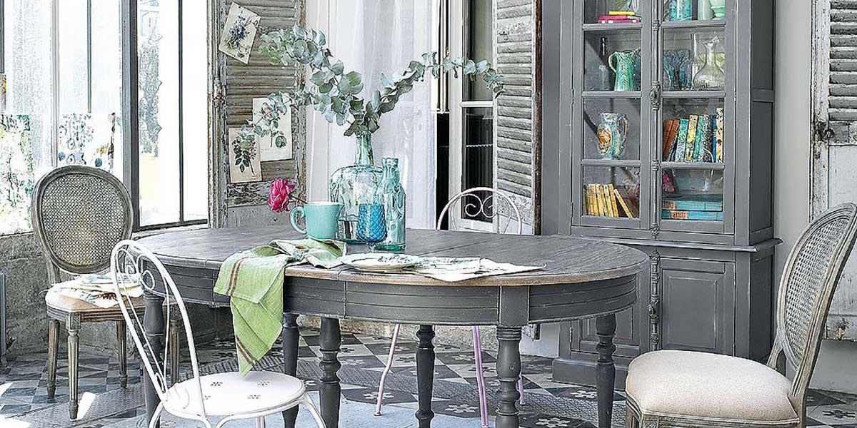 Muebles provenzales
