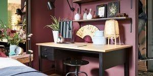 Mesa para ordenador de Ikea