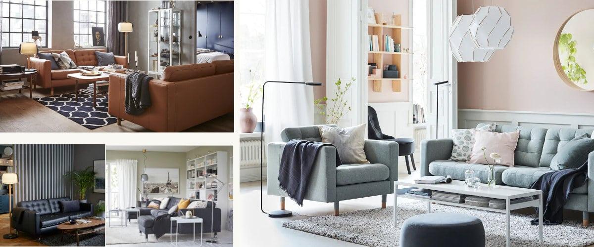 Sofás de Ikea
