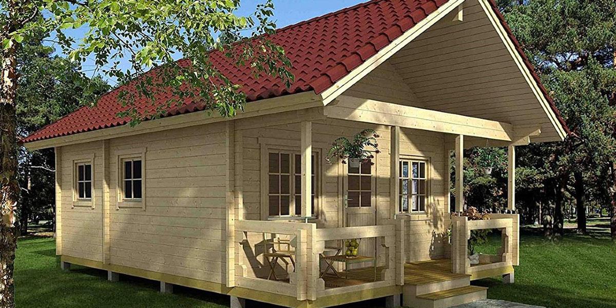 Casas prefabricadas en madera