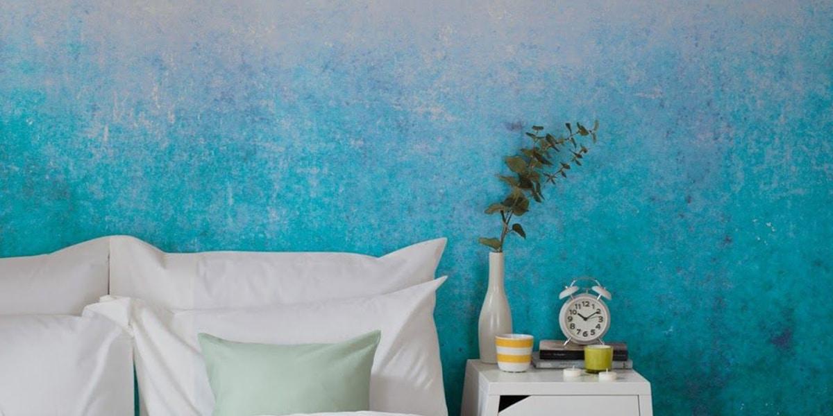 Pintar las paredes en degradado